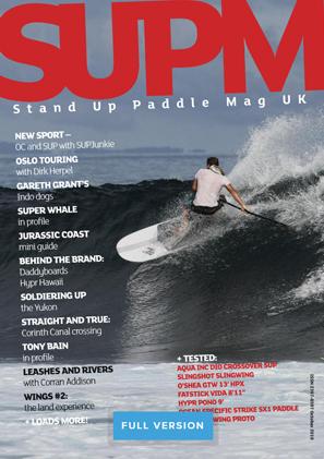 SUPM Magazine Cover