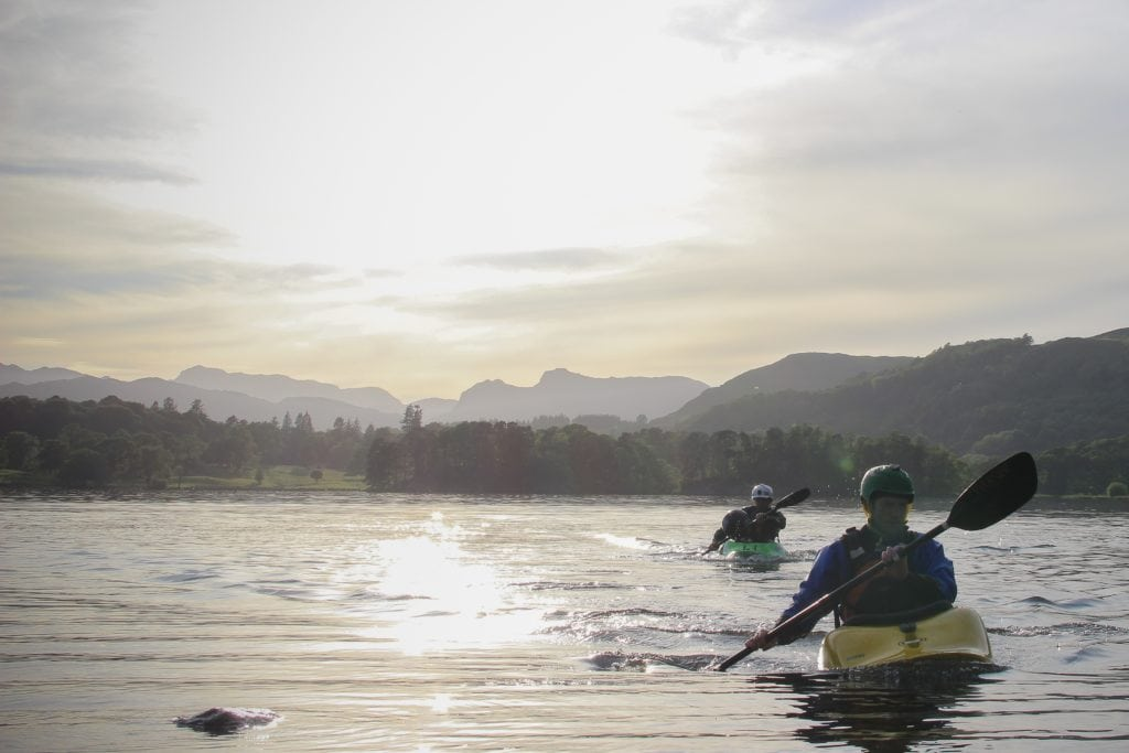 paddle trails for spring