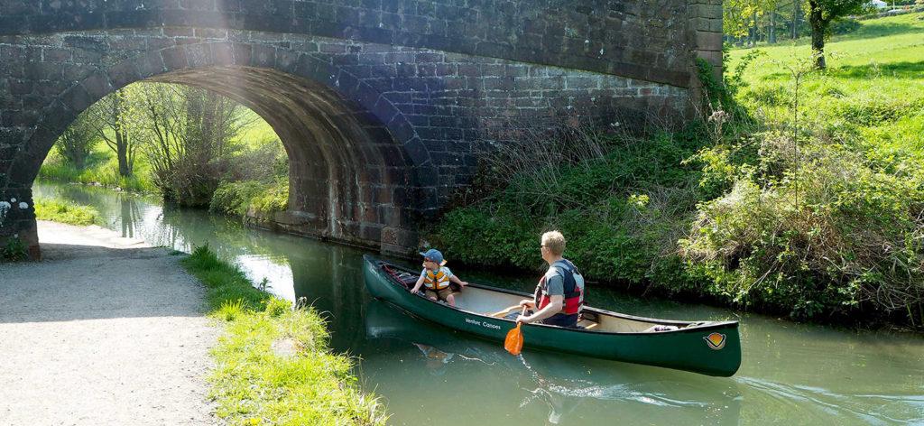 spring paddling