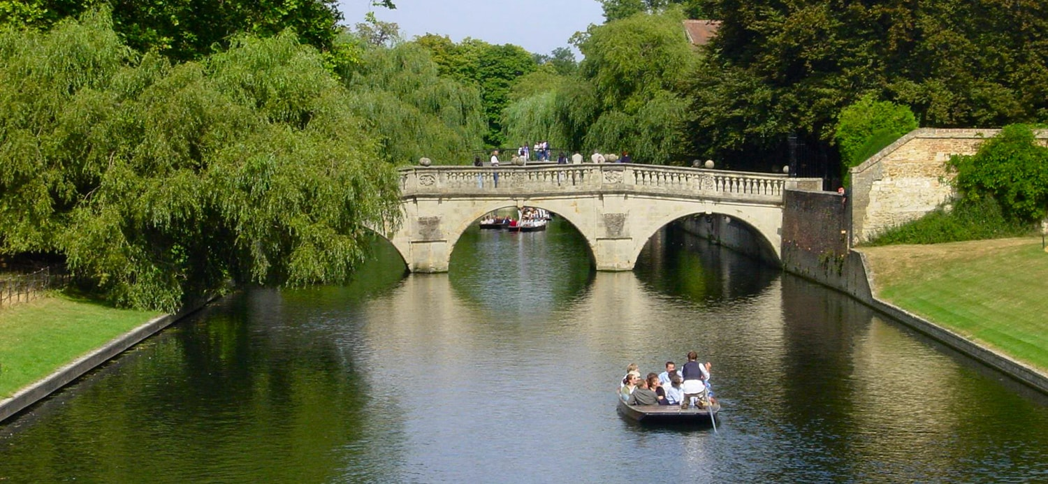 River Cam - find paddle routes and launch points