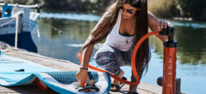 Stand up paddle board safety checklist