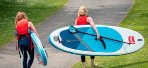 stand up paddle boarding when pregnant