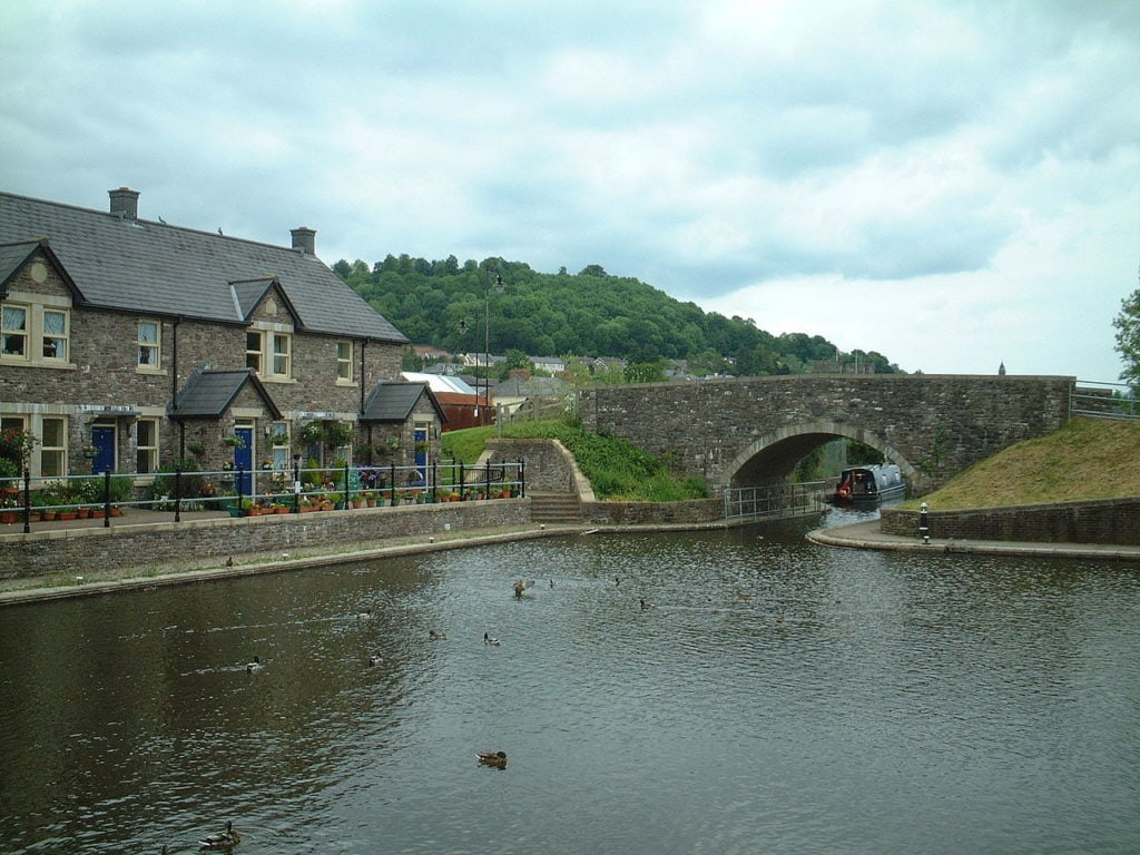 Monmouth Brecon Canal