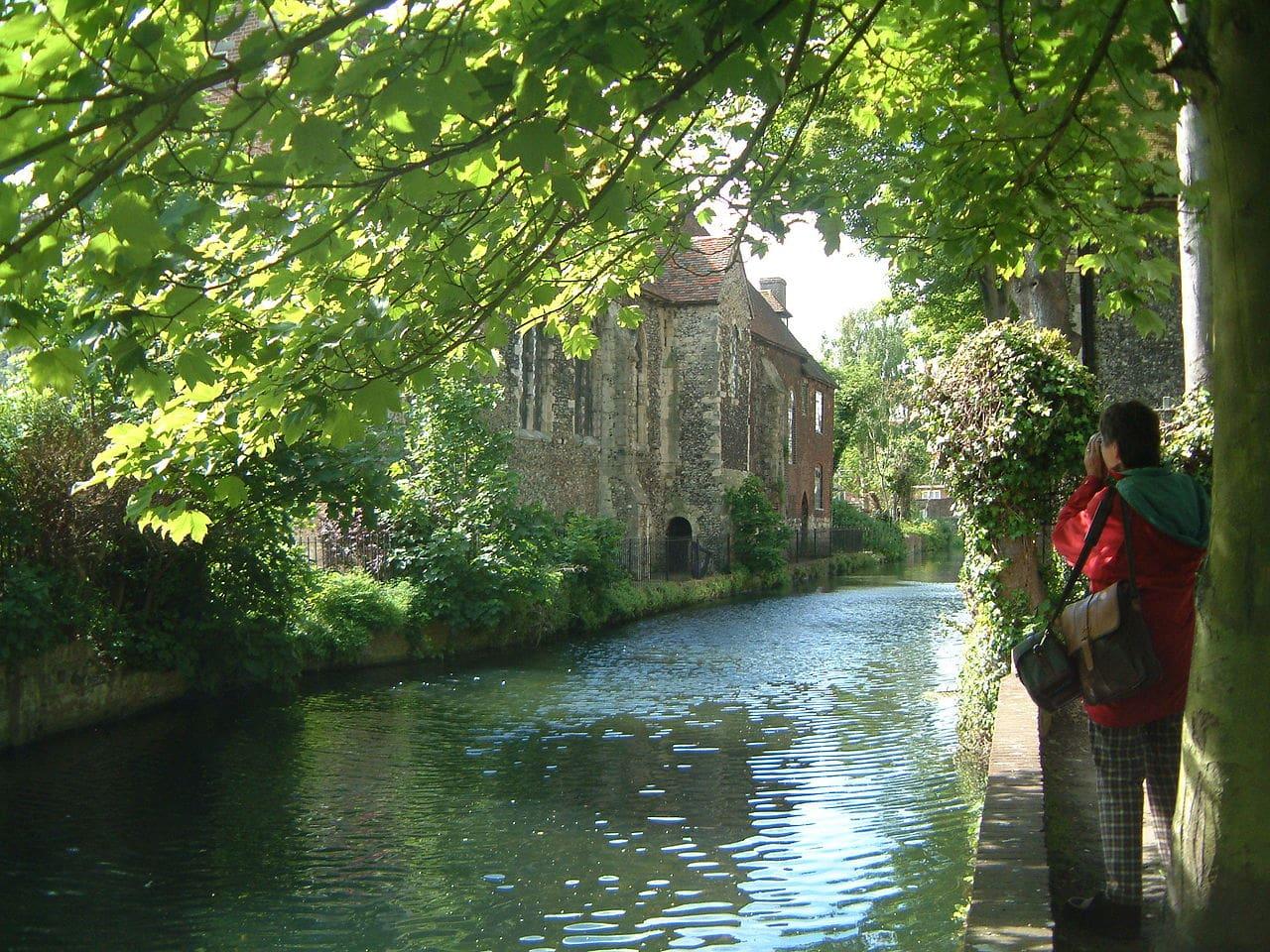 River Stour -Kent