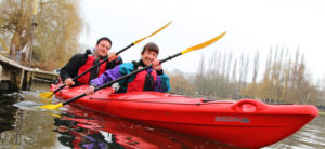 winter paddling clothing