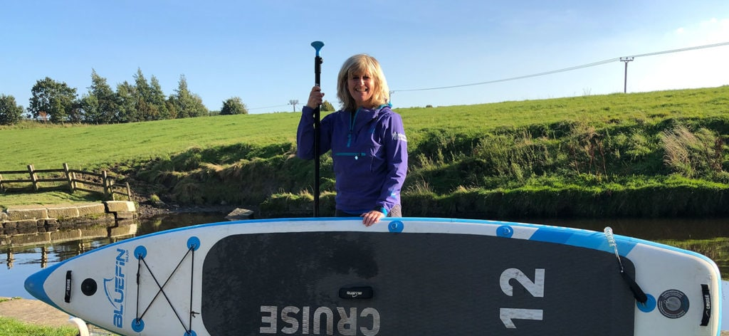 paddling through the menopause
