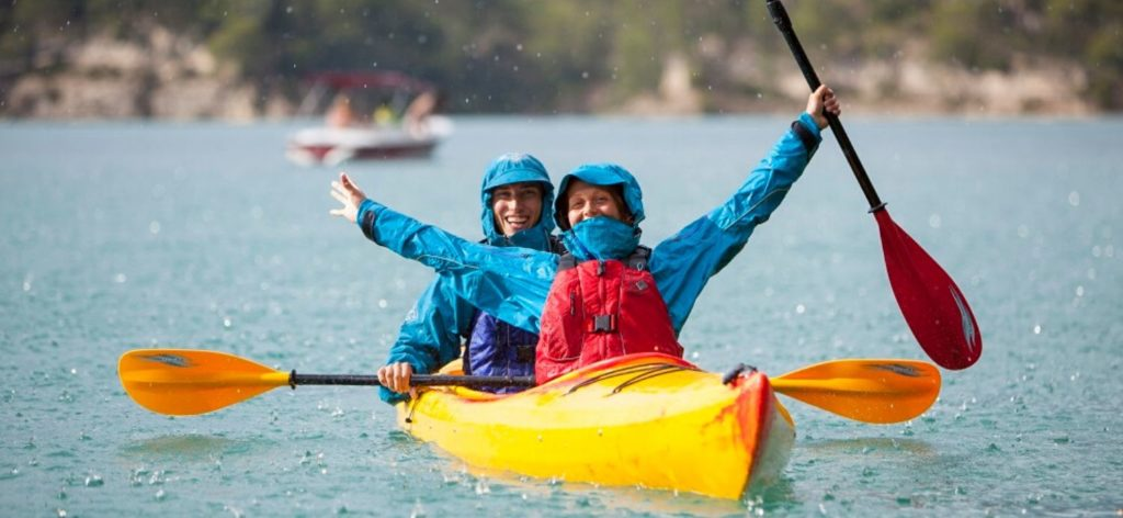 Reading the weather. How the weather can affect your paddling