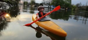 paddling pic