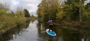 Autumn Paddle Adventures
