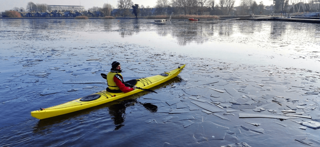 Stay healthy paddling through winter