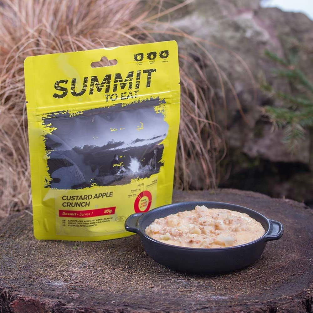 summit dehydrated meal