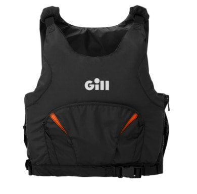 Gill PFD secondary floatation device