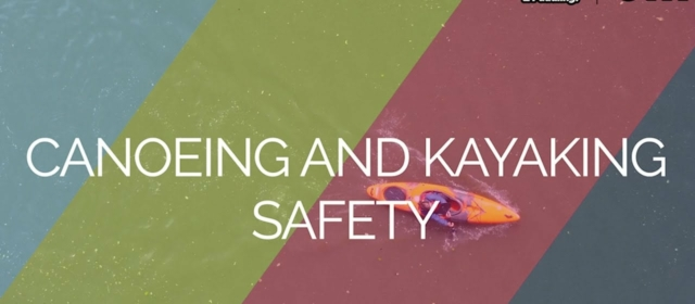 Canoe and kayak safety guide video