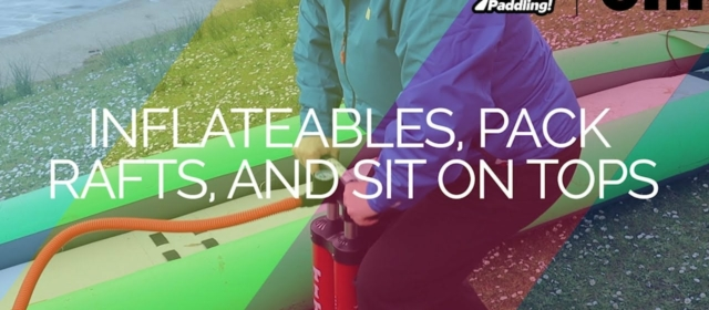 Video safety guide for inflatables