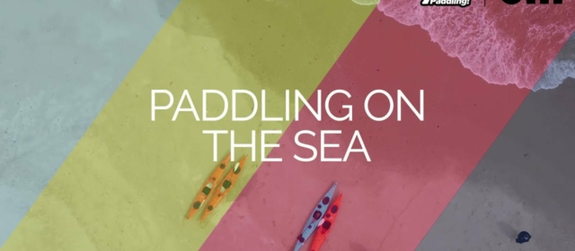 Video of the sea kayaking safety