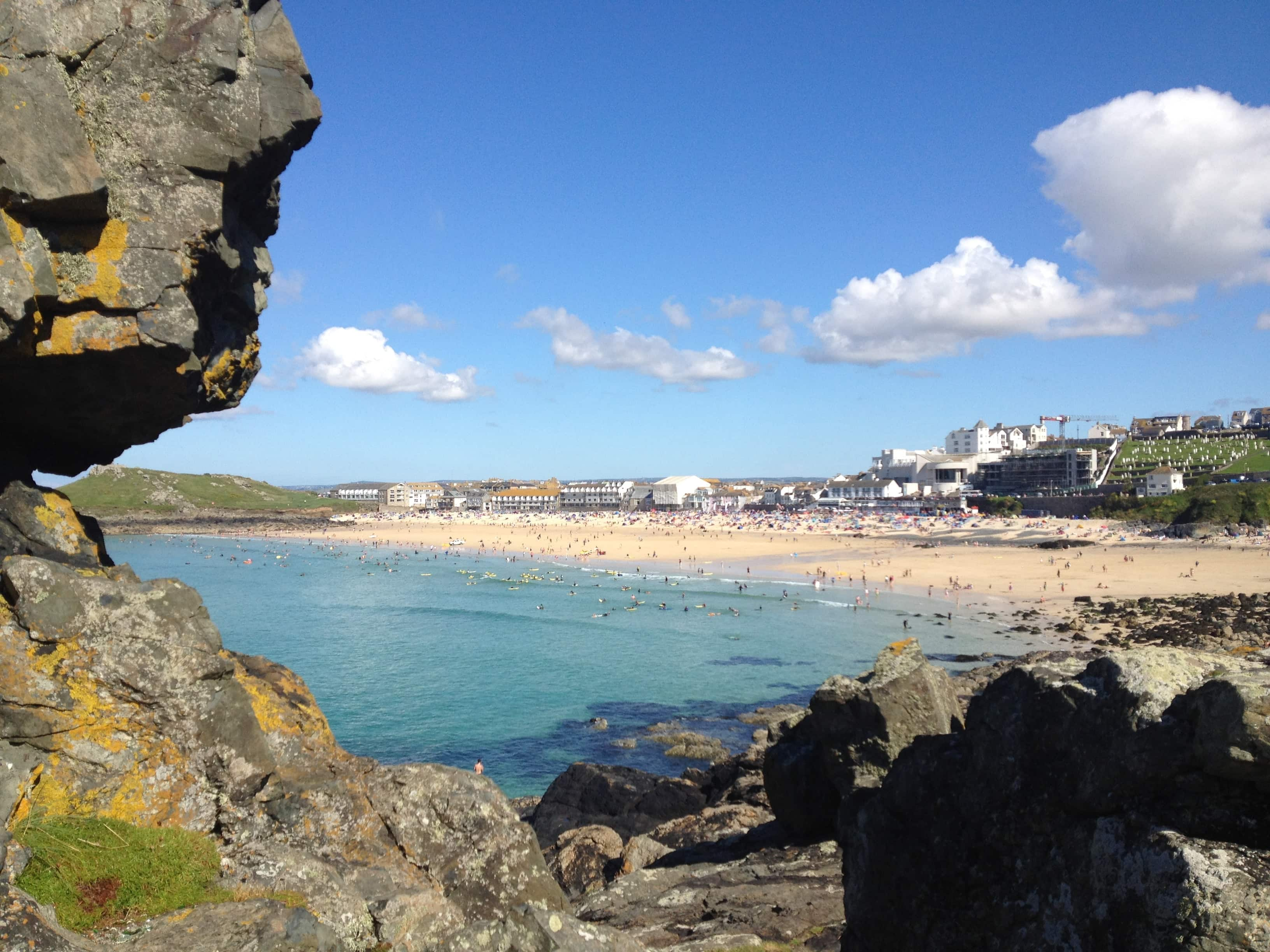 St Ives South West of England