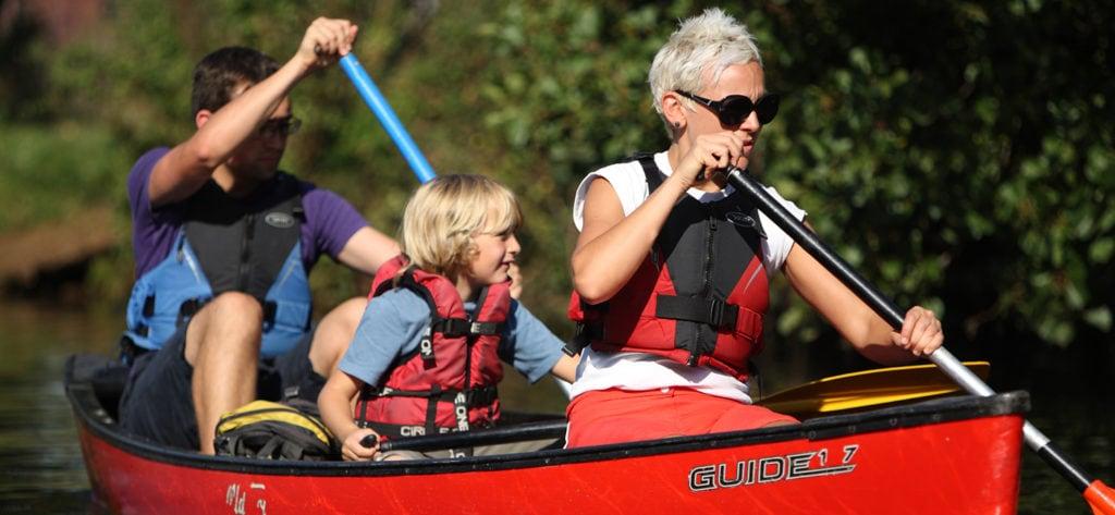 Paddle Explore Award