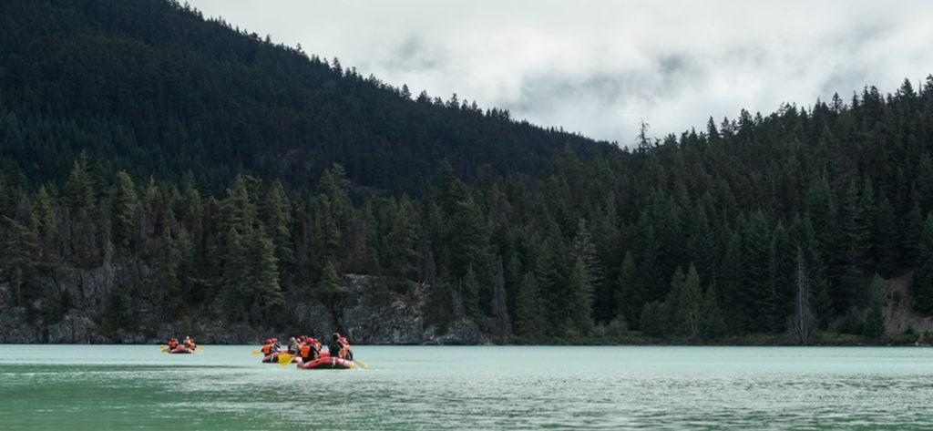 Flat water Raft Racing Award