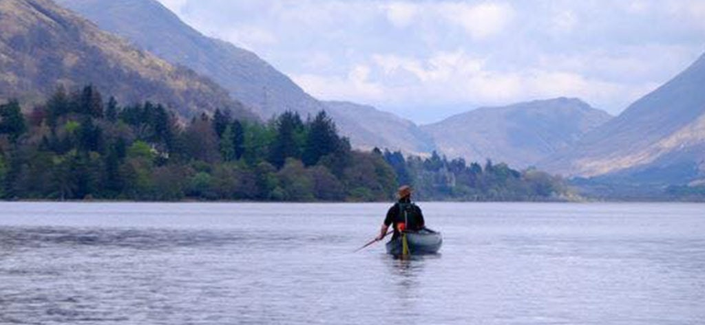 Open Water Canoe Coach