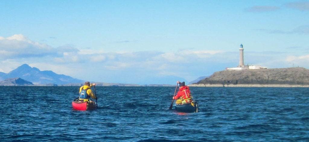 Open Water Canoe Coach (AW)