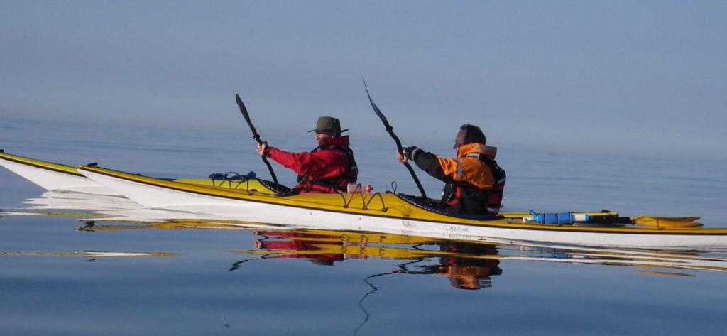 Sea Kayak Leader (tidal)