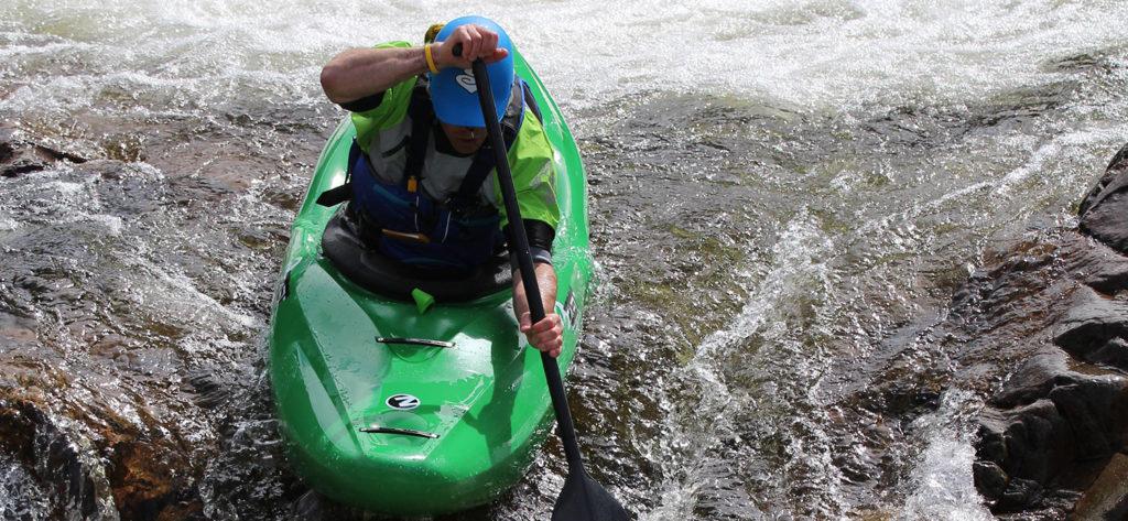 Advanced WW Kayak Leader