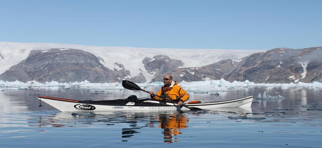 Advanced water Sea Kayak Coach