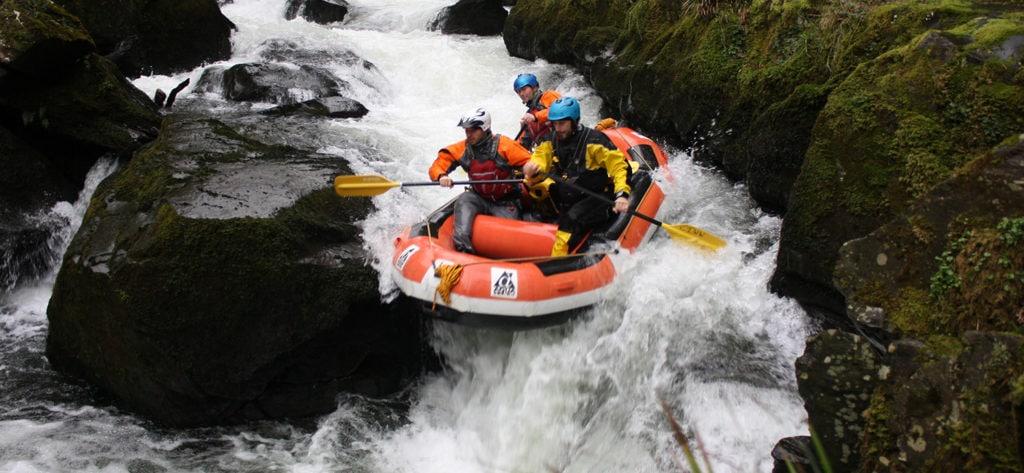 Level 5 Raft Guide