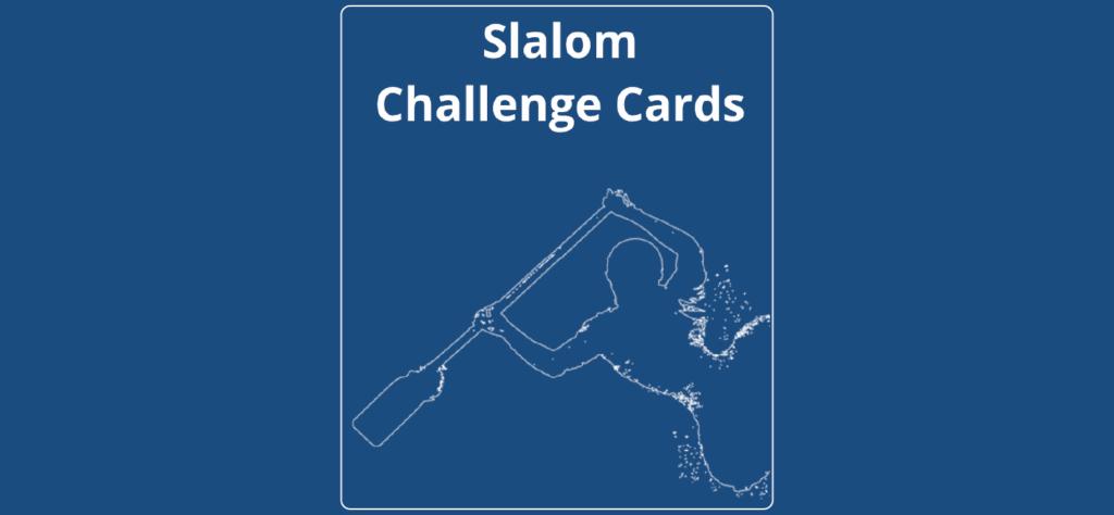 Slalom Challenge cards