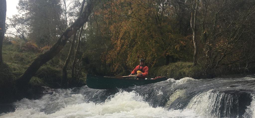 White Water Canoe Coach