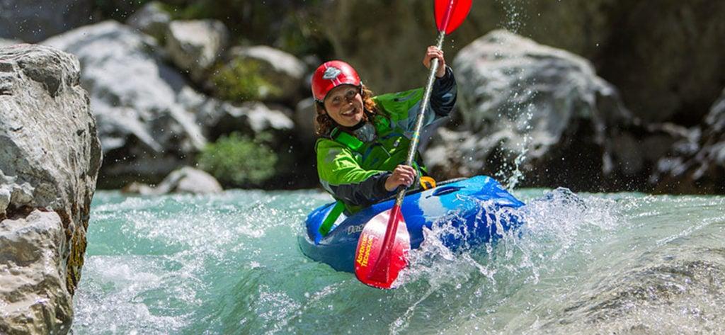 White Water Kayak Coach Advanced Water