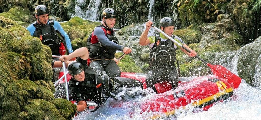 Raft Trip Leader Provider (Grade 4)